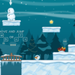 Frosty's Adventure – Snowman Game