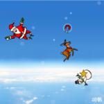 Santa's Falling