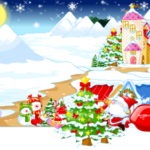 La chambre du Père Noël