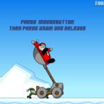 Slingshot Père Noël